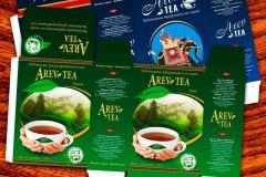 дизайны для чая