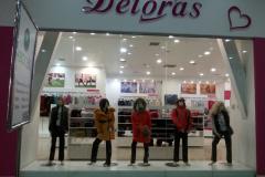 вывеска Deloras 3