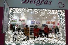 вывеска Deloras 2
